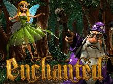 Игровой аппарат Enchanted: магия крупных выигрышей